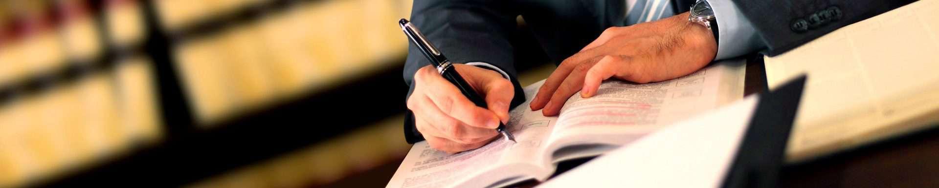 חוק, משפט ועריכת דין
